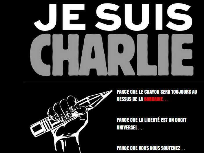 Slideshow Charlie Hebdo
