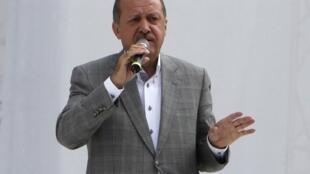 土耳其總理埃爾多安 2010年9月12日