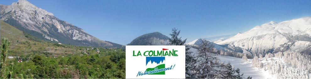 濱海阿爾卑斯省(Alpes Maritimes)的La Colmaine滑雪站