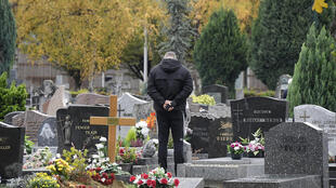 France - cimetière - deuil - obsèques