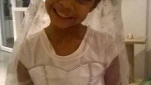 A pequena Kayla morreu no atentado em Nice