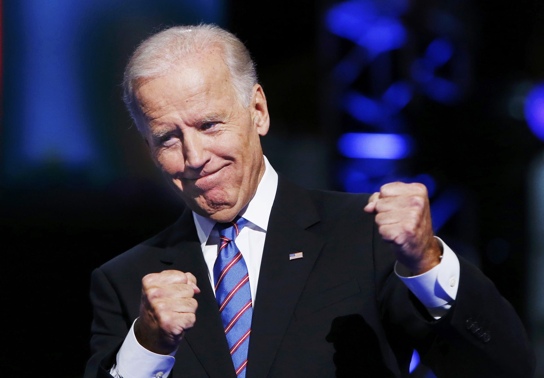 Le vice-président Joe Biden à la convention démocrate à Charlotte, le 6 septembre 2012.