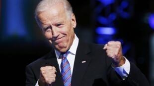 Phó Tổng thống Mỹ Joe Biden sẽ thảo luận với Ấn Độ và Singapore về cách thức xử lý những tranh chấp ở Biển Đông - REUTERS/Eric Thayer
