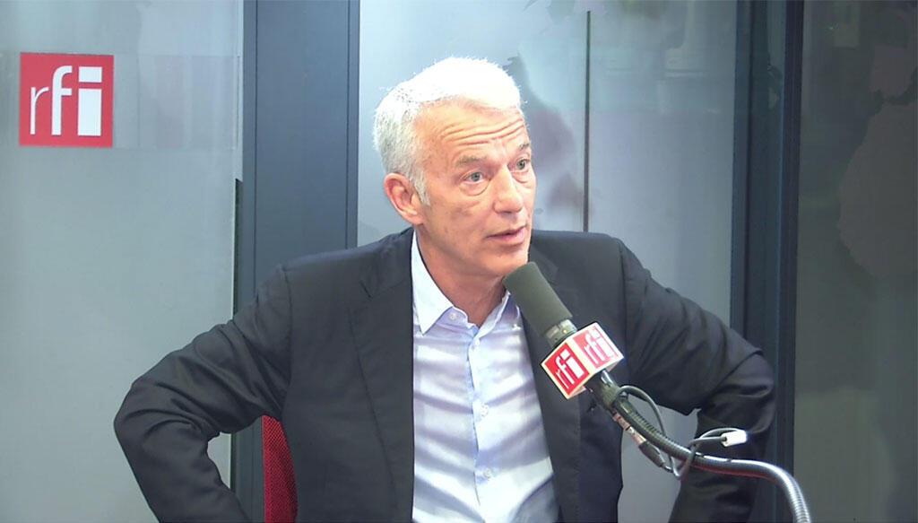 Patrick Martin, président délégué du Medef.