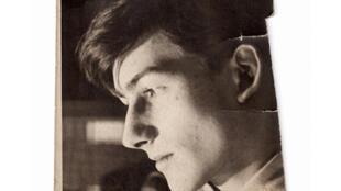 Le peintre Balthus jeune.