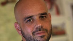 Portrait d'Antoine Albertini.