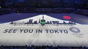 Tóquio sediará os Jogos de 2020.
