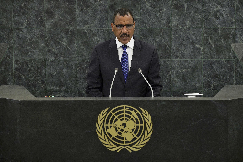Shugaban Kasar Nijar Mohamed Bazoum.