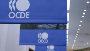 Logo de l'Organisation de développement économique (OCDE)