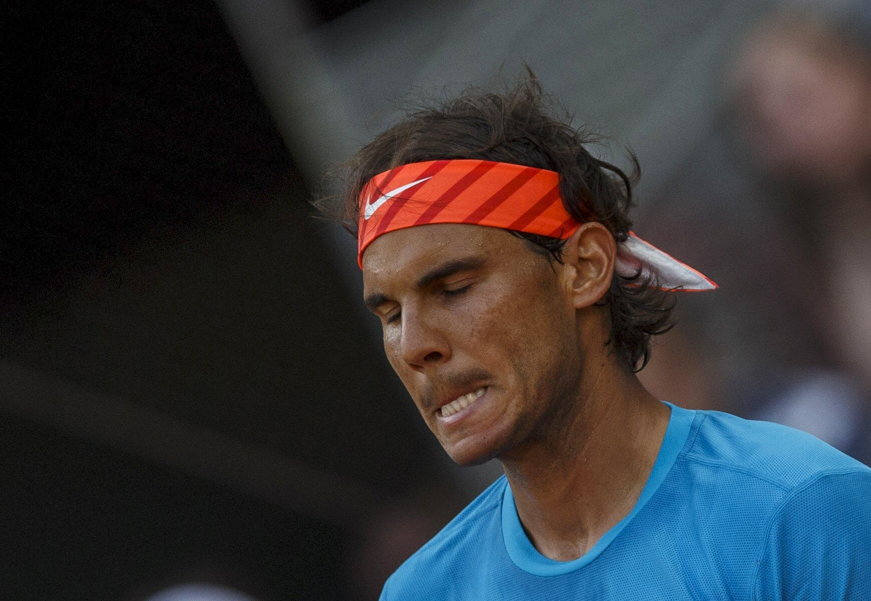 Rafael Nadal has won a record nine titles at the French Open