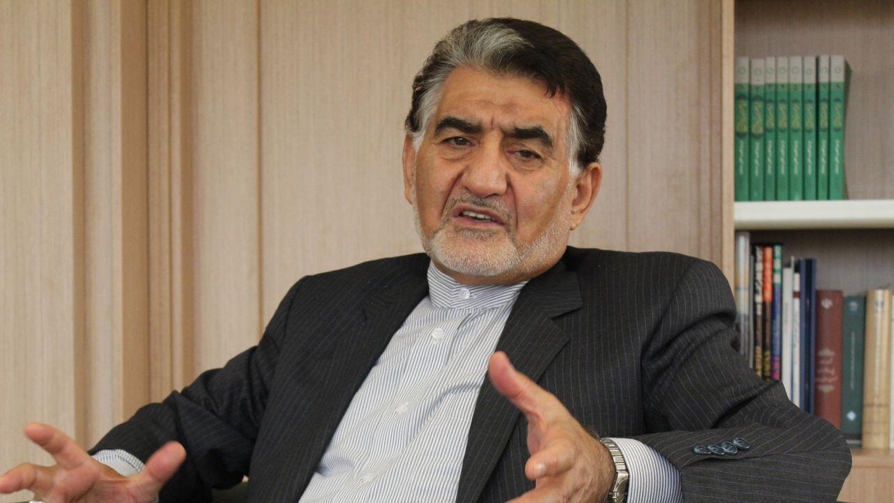 IRAN: Yahya Al Eshagh, président de la chambre du commerce irano-iralienne