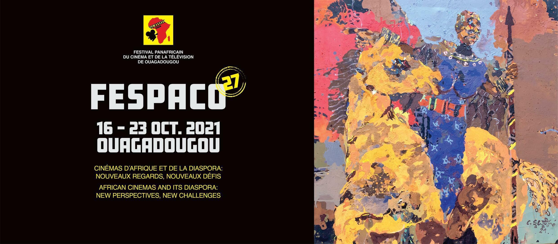 Le Festival panafricain du cinéma et de la télévision de Ouagadougou (Fespaco) aura lieu du 16 au 23 octobre 2021. © Fespaco 2021