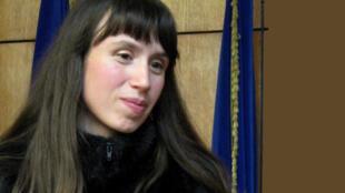 Tetiana Tchernovol (2012).
