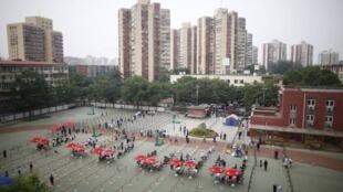 河北安新县50万人被严密封锁 距离北京约150公里