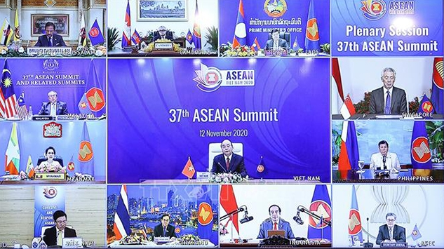 2020年東盟峰會資料圖片