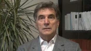 Pierre Jacquemot, chercheur associé à l'IRIS, ancien ambassadeur de France à Kinshasa.