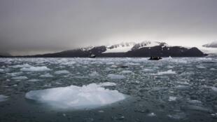 L'Arctique se réchauffe deux fois plus vite que les autres parties du globe (Photo d'illustration).