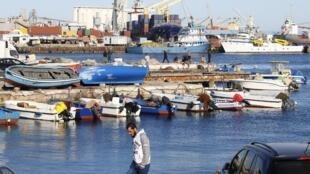 Le suivi des importations du port libyen de Tripoli a été confié à une société turque.