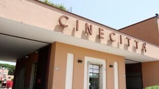 Les studios Cinecittà, un des plus vastes complexes cinématographiques serait-il en danger ?