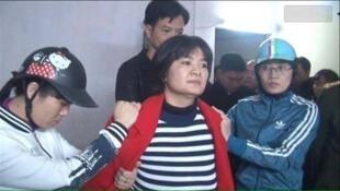 Bà Trần Thị Nga.