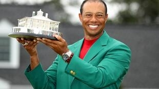 Tiger Woods won his 15th major golf title at the 2019 Masters.