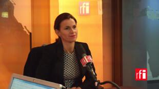 Aurélie Filippetti, ancienne ministre de la Culture.