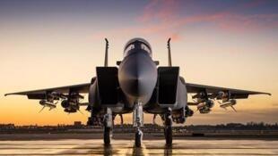 美國製造的F15戰機