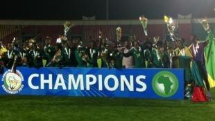 L'équipe du Sénégal des moins de 23 ans a écrit l'histoire, ce soir, en remportant un titre historique aux Jeux africains.