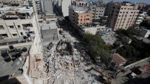 2021-05-16T173526Z_1267374438_RC2XGN9SP87C_RTRMADP_3_ISRAEL-PALESTINIANS-GAZA-SURVIVOR