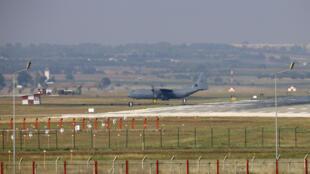 La base aérienne d'Incirlik dans le sud de la Turquie est un verrou clé pour l'Otan et les Etats-Unis.
