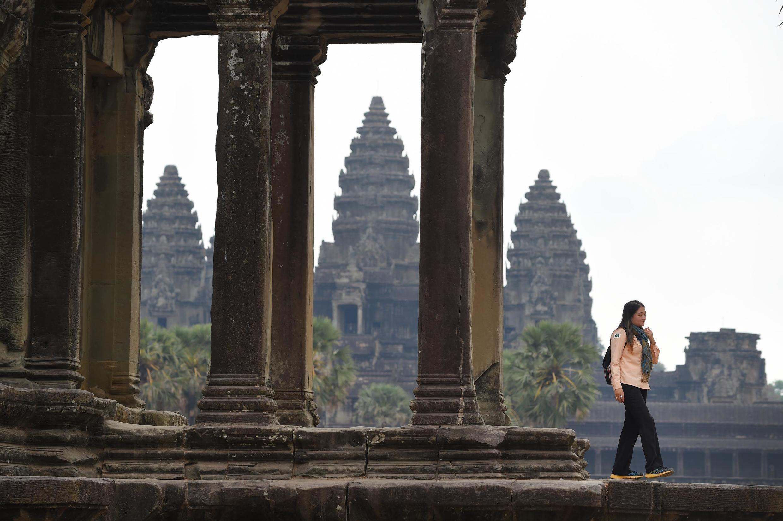 Les temples d'Angkor (image d'illustration).