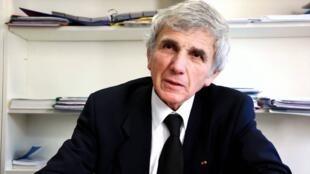 Professeur Marc Gentilini.