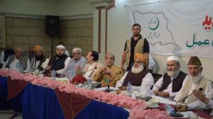 Conférence à Islamabad entre les différents partis politiques pakistanais.