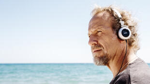 Michel André, bio-acousticien et spécialiste des baleines.