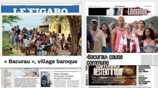 Destaque na imprensa francesa desta quinta-feira, o longa brasileiro Bacurau, em competição pela Palma de Ouro no Festival de Cannes.