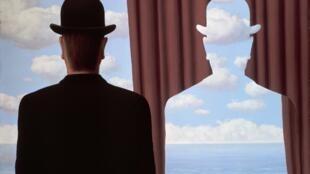 René Magritte, La Décalcomanie, 1966