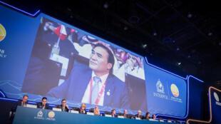 Новым главой Интерпола стал 57-летний Ким Чен Ян из Южной Кореи