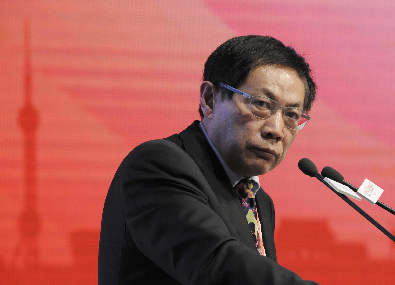 Ren Zhiqiang en 2013.