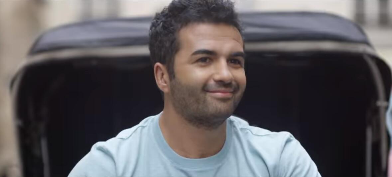 Назим Халед в клипе «Pourquoi veux-tu que je danse?» (2017)