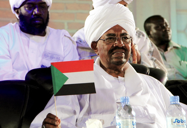 Umar Al-Bashir na Sudan