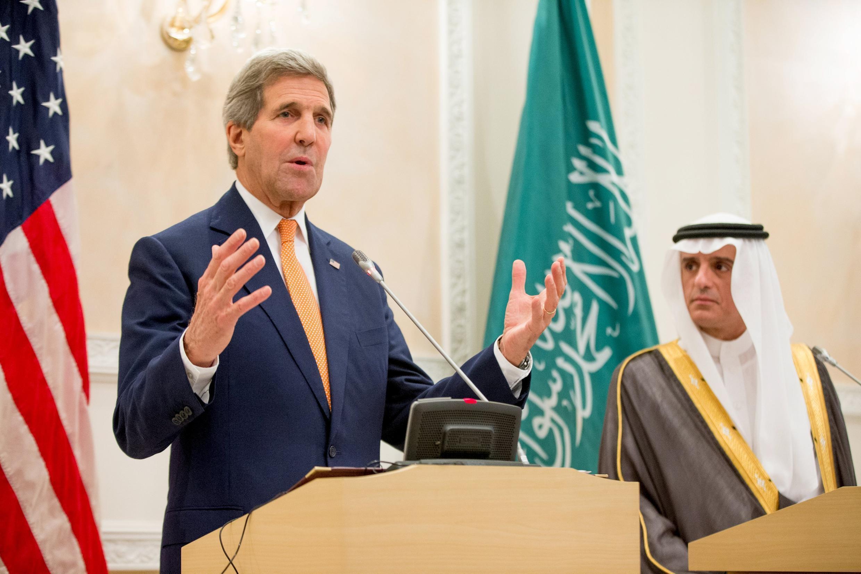 John Kerry sakataren harakokin wajen Amurka