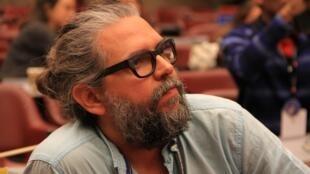 Marcelo Netto, responsápel pela comunicação do ISP (Internacional de Serviços Públicos).