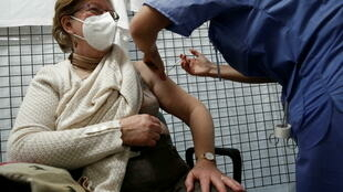 Vaccination Coronavirus France