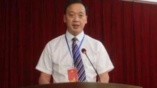 武昌醫院院長劉智明資料圖片
