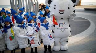 平昌奧運會韓國未能讓珍島犬替代白虎做吉祥物