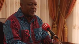 John Dramani Mahama tsohon Shugaban kasar Ghana