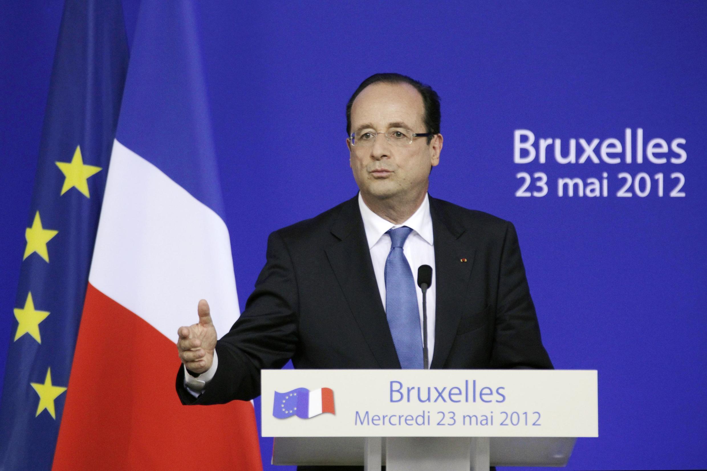 Rais wa Ufaransa François Hollande