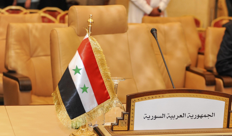 A oposição vai assumir o lugar vago da Síria na  Liga Árabe.