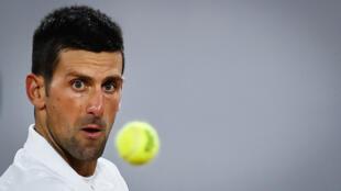 Smooth progress for Novak Djokovic