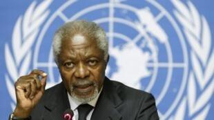 Tsohon Sakatare Janar na Majalisar Dinkin Duniya, Kofi Annan